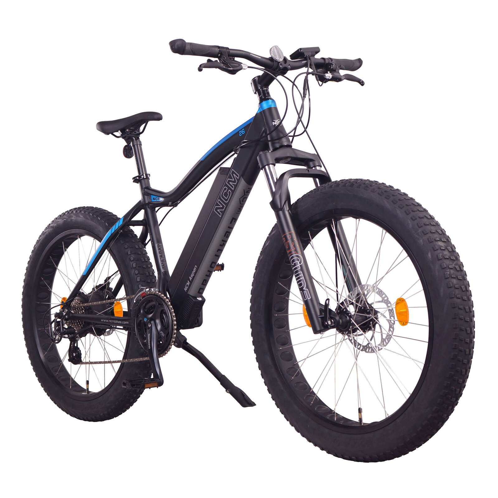 E-bike Sunshine Coast NCM Aspen Fat Electric Bike,E-Bike ,48V 13Ah 250W, E-MTB 624Wh Battery