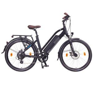 NCM Milano Trekking E-Bike, City-Bike, 250W, 48V 13Ah 624Wh Battery