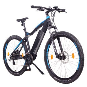 NCM Moscow Electric Mountain Bike,E-Bike, 250W, E-MTB, 48V 13Ah 624Wh Battery