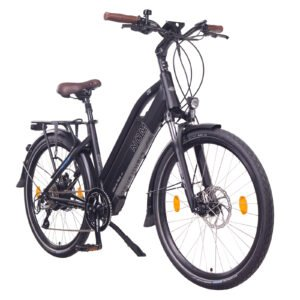 NCM Milano Plus Trekking E-Bike, City-Bike, 250W, 48V 16Ah 768Wh Battery