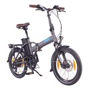 NCM London Folding E-Bike, 250W, 36V 15Ah 540Wh Battery