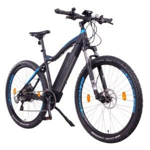 E-bike Sunshine Coast NCM Moscow Plus Electric Mountain Bike,E-Bike, 250W, E-MTB, 48V 16Ah 768Wh Battery