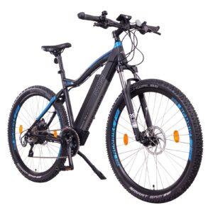 E-bike Sunshine Coast NCM Moscow Plus Electric Mountain Bike,E-Bike, 250W, E-MTB, 48V 16Ah 768Wh Battery
